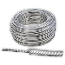 Cable De Acero Recubierto Con Pvc 7x7 3/16-1/4 Y 300 M Obi