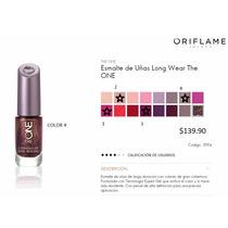 Esmalte De Uñas The One By Oriflame