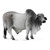 Collecta 88579gris Sondeo Brahman Bull