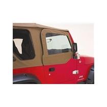 Toldo Suave Jeep Tj O Yj..originales No Replicas Mal Hechas