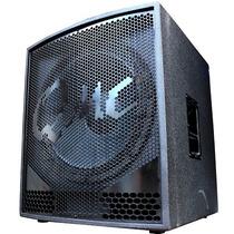 Bafle Subwoofer Amplificado Profesional Texturizado Qmc-600