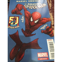 Omnibus The Amazing Spiderman 50 Años De Spider-man
