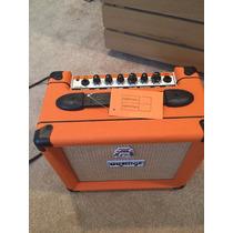Amplificador Orange Crush Pix Cr12l Combo.