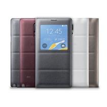 Funda Original Samsung Galaxy Note 4 S View, Nueva