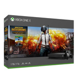 Consola Xbox One X 1tb Con Battlegrounds Xbox