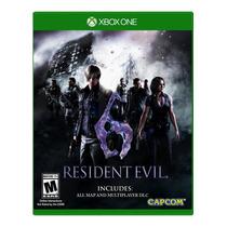 °° Resident Evil 6 Para Xbox One °° En Bnkshop