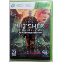 The Witcher 2 Assassins Of Kings Enhanced Edition Xbox 360