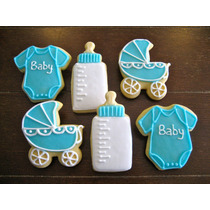 Bautizo, Baby Shower Galletas Decoradas Profesionalmente!mn4