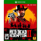 Red Dead Redemption 2 | Juego Completo Xbox Offline Buen Fin