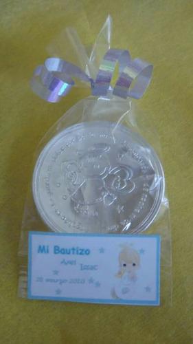 Bolos Para Bautizo Con Monedas.Paquete 20 Moneda De Chocolate Recuerdos Bolo Bautizo