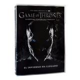 Game Of Thrones Juego De Tronos Temporada 7 Siete Dvd