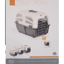 Kennel Transportador Jaula Skudo Grande Perro O Gato