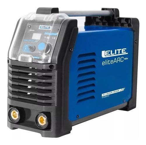 Soldadora Inversor 180a Elite Arc180s Bi Voltaje 110/220v