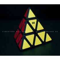 Cubo Moyu Pyraminx Negro Envio Express 69 Pesos!
