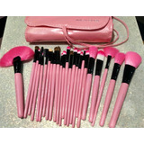 24 Brochas Profesionales Make Up For You Mayoreo