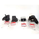 4 Soportes Motor Y Caja Honda Crv 2002 2003 2004 2005 2006