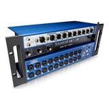 Mezcladora Rack Multitrack Inalámbrica Soundcraft Ui24r Msi