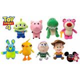 Peluche Toy Story 4 Estilo Kawaii Coleccionables