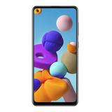 Samsung Galaxy A21s 64gb Quad Cámara Sensor De Huella Msi