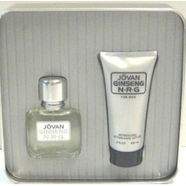 Lbf Kit 2 Pzas Jovan Ginseng N- R- G For Men