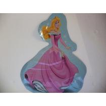 Princesas Aurora 10 Globos Metalicos Fiestas Decoracion