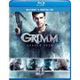 Grimm Temporada 4 Cuatro Serie Tv Importada Bluray + Dig Hd