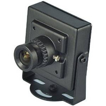 Amplia 2.1mm Angular Mini Cámara Cctv En Color Sony Effio-e