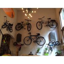 2 Soportes Para Bicicleta Universal En Pared.