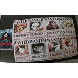 Se Busca Wanted One Piece Mugiwara