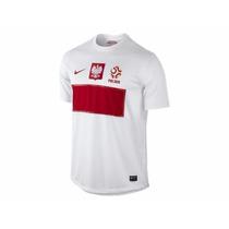 Jersey Selección Polonia Local 2012-2013 Nike Eurocopa 2012