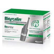 Bioscalin Loción Capilar Anticaida C/10 Ampulas 3.5ml Farmap