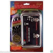36 Db De Alto Rendimiento De Vhf / Uhf / Fm / Amplificador D