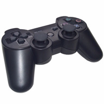 Control Alambrico Play Station 3 Ps3 Dualshock Vibracion Pc