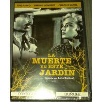 Dvd La Muerte En Este Jardín De Luis Buñuel Con Tito Junco