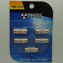 Pila Alcalina Rb-23a Reactive Bass Blister Con 5 Piezas