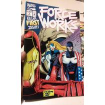 Comic Marvel En Ingles Force Works No.1
