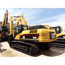 Excavadora Caterpillar 330dl, Año 2007, Recién Importada Eua