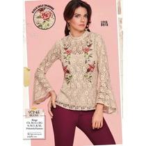 52ae9223c Mujer Blusas con los mejores precios del Mexico en la web ...
