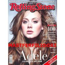 Adele Revista Rolling Stone Mexico De Enero 2012