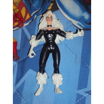 Pre Marvel Legends Gata Negra. Black Cat.