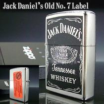 Encendedor Zippo Jack Daniels Old No 7