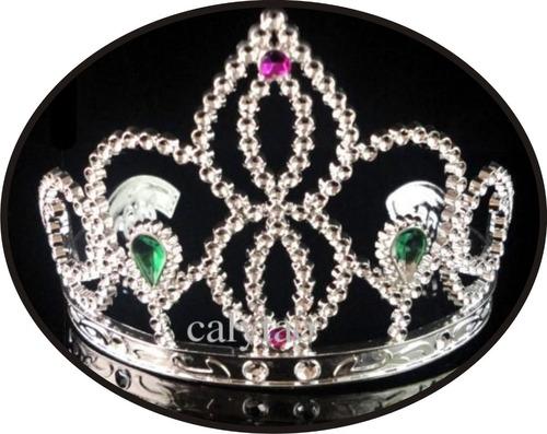 72576c0664542 10 Coronas Princesa Diadema Tiara Boda Xv Dj Fiesta Sombrero