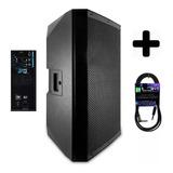 Bafle Amplificado Dsp 500 Watts Rms Sp15 Alien + Cable !!