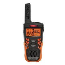 Cobra Electronics Cwr 200 Tiempo Y Radio De Alerta De Emerge