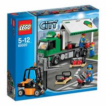 Lego City 60020 Camión De Carga !!! Gzt