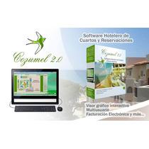 Cozumel, Sistema Para Hoteles, Cuentas Maestras, Reservacion