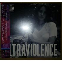 Lana Del Rey - Ultraviolence Japan Edition