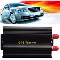 Localizador Gps Tracker Inmovilizador Rastreador Sin Rentas