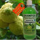 Shampoo De Bergamota Organico 1000ml Envió Gratis!!