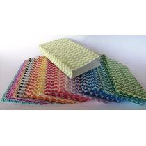 Paquete De 40 Bolsas De Papel Colores Surtidos Boda Detalles